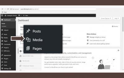 Bedanya Post dan Page dalam Website